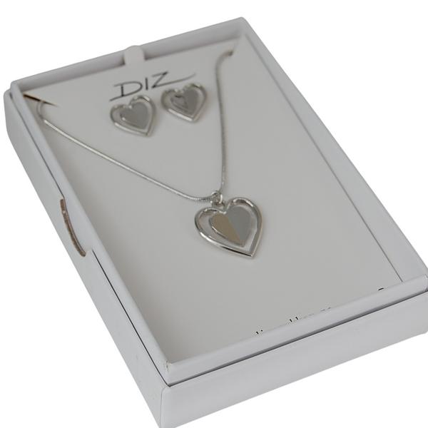 Bilde av Box 1741-R smykkesett i gaveeske
