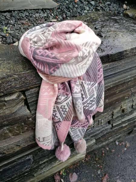 Bilde av 77234 pink woolmix